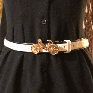 Vintage Cynthia Rowley Bicycle Belt